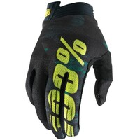100% iTrack Youth Gloves Camo