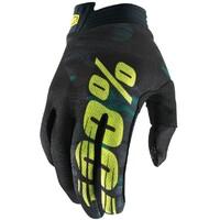 100% iTrack Gloves Camo