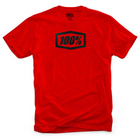 100% Essential T-Shirt Red