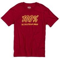 100% Speedco T-Shirt Brick