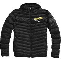 100% Delta 1 Puffer Jacket Geico/Honda Black