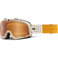 100% Barstow Goggles Oceanside w/Persimmon Lens