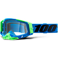 100% Racecraft2 Goggles Fremont w/Clear Lens