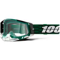 100% Racecraft2 Goggles Milori w/Clear Lens