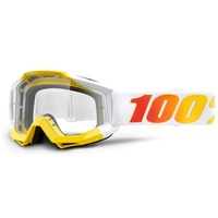 100% Accuri Goggles Astra w/Clear Lens