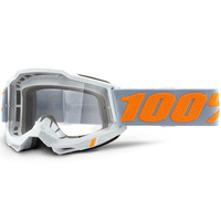 100% Accuri2 Goggle Speedco w/Clear Lens