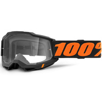 100% Accuri2 Goggle Chicago w/Clear Lens