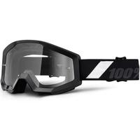 100% Strata Youth Goggles Goliath w/Clear Lens