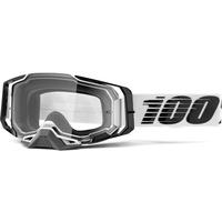 100% Armega Goggle Atmos w/Clear Lens