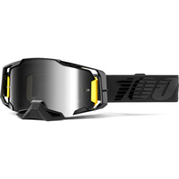 100% Armega Goggle Nightfall w/Mirror Silver Lens