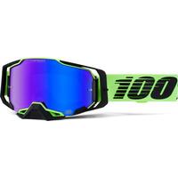 100% Armega Goggle Uruma w/Hiper Blue Lens