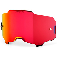 100% Replacement Hiper Red Mirror Lens for Armega Goggles