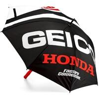 100% Gieco/Honda Flare Umbrella Black