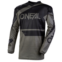 Oneal 2020 Element Youth Jersey Racewear Black/Grey