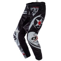 Oneal 2020 Element Pants Warhawk Black/Grey