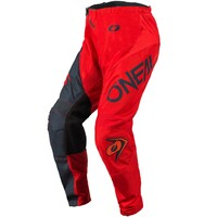 Oneal 2021 Element Pant Racewear Red/Grey