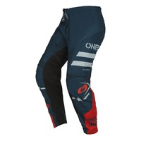 Oneal 2022 Element Pants Squadron V.22 Teal/Grey