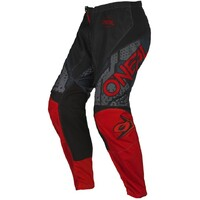 Oneal 2022 Element Pants Camo V.22 Black/Red