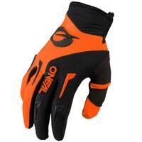Oneal 2021 Element Gloves Orange/Black