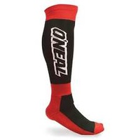 Oneal Mx Gear Pro Red Black Motocross Dirt Bike Off Road FMX Enduro Moto Socks