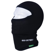 Oxford Cotton Balaclava Black