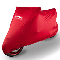 Oxford Protex Stretch Water Resistant Cover XL Red