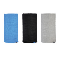 Oxford Comfy Head/Neck Wear Blue/Black/Grey (3 Pack)