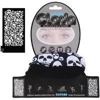 Oxford Clava Neck/Head Warmer Skulls