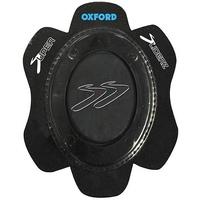 Oxford ROK Oval Spark Knee Sliders Black