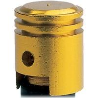 Oxford Piston Valve Caps Gold (2 Pack)