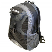 Oxford 1973 Anniversay Back Pack Black/Grey