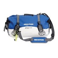 Oxford Aqua RB Marine Roll Bag 30L White/Blue