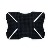 Oxford Bumper Essential Helmet Protector Carbon-Weave