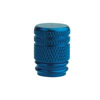 Oxford Gripper Valve Caps Blue