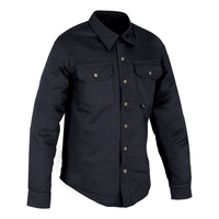 Oxford Kickback Shirt Black