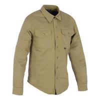 Oxford Kickback Shirt Military Green