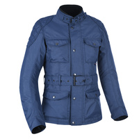 Oxford Churchill Womens Textile Jacket Navy