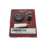 """Performance Machine P00603906 Radial Style Master Cylinder Rebuild Kit for 11/16"""" Bore"""