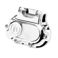 Performance Machine P00662000CH Smooth Hydraulic Clutch Cover Big TwinXL'87-06 5 Speed (Exc FXD'06) Chrome