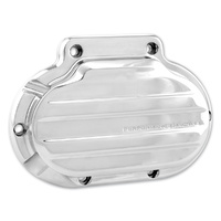Performance Machine P00662032CH Drive Hydraulic Clutch Cover Big Twin'07up 6 Speed Chrome