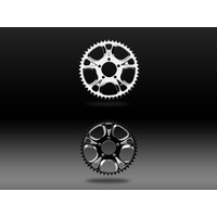 Performance Machine P00900548GAT Rear Sprocket Gasser/Luxe 48T Polished (Not Available in Chrome)