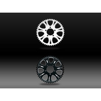 Performance Machine P00900548HEA Rear Sprocket Heathen/Paramount 48T Polished (Not  Available in Chrome)