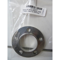 """Performance Machine P01240418 0.235"""" Rear Pulley Adapter Spacer"""
