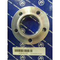 """Performance Machine P01240615P 0.425"""" Rear Pulley Adapter Spacer Polished"""