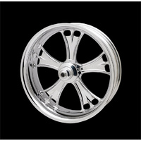 "Performance Machine P01571306RGASCH Gasser 23"" x 3.5"" Wheel Chrome"