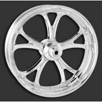 "Performance Machine P01571606RLUXCH Luxe 16""x3.5"" Wheel Chrome"