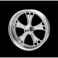 """Performance Machine P01573612RGASCH Gasser 16"""" x 5"""" Wheel Chrome"""