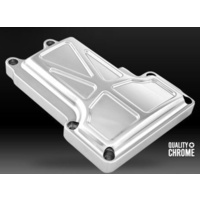 Performance Machine P02032016CH Formula Transmission Top Cover Chrome Big Twin'07up 6 Speed