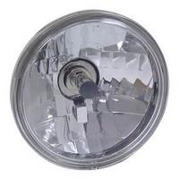 """Performance Machine P02070007 PM/RSD Replacement 5-3/4"""" H4 Halogen Bulb & Lens JUTE A140-US"""