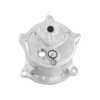 Roland Sands Designs P02072002CH Cafe Gauge & Headlight Relocator Mount Chrome XL1200XV&C XL'07